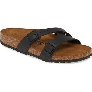 Birkenstock-Yao Slide Sandals-Size 39-NWOT